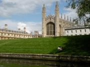 Capela de la King's College, cladire renumita in intreaga lume