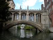 Puntea Suspinelor din Cambridge. St John's College.