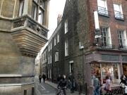 Pe stradutele din Cambridge