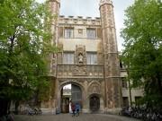 Intrare la Trinity College