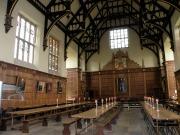 Sala de mese la Trinity College.