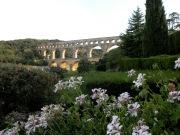 Pont du Gard, Franta. Apeduct roman in stare perfecta. Un loc de vis, intr-un capat de lume.