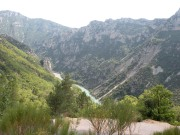 Gorges du Verdon, Franta
