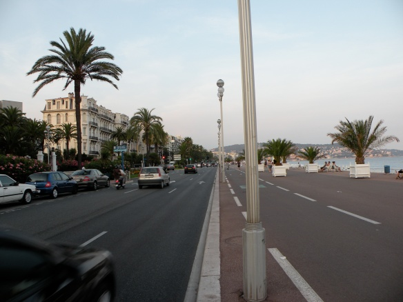 Promenade des Anglais la caderea serii
