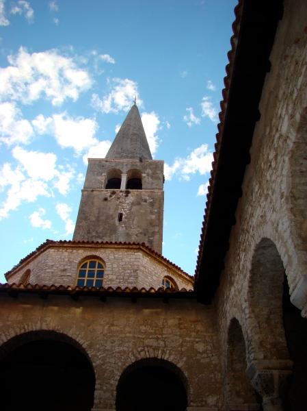 Bazilica Sf. Euphrasius. Porec, Croatia. Foto: ©Slowaholic