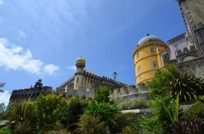 Palacio Pena, Sintra, Portugal, 2012. Foto: ©SLOWAHOLIC