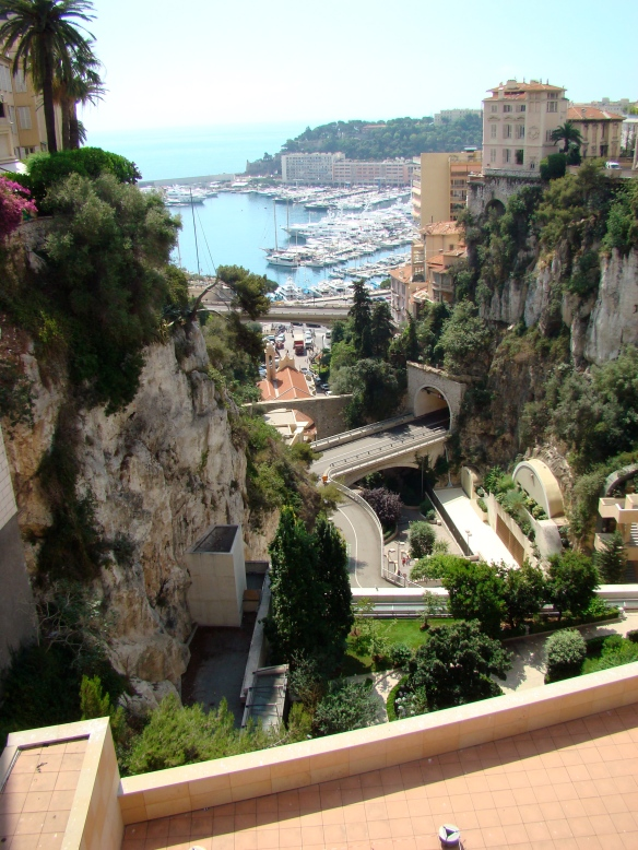 Monaco at First Glance. Photo: ©SLOWAHOLIC
