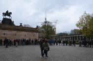 Coadă la bilete. Museumsinsel, Berlin. Nov. 2013 Photo: ©Slowaholic