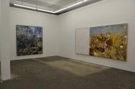 Galeria Plan B (Cluj - Berlin). Expoziție Adrian Ghenie și Navid Nuur. Nov 2013, Berlin. Foto: ©SLOWAHOLIC