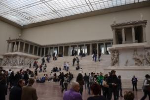 Pergamon Museum, Berlin. Nov. 2013 Foto: ©SLOWAHOLIC