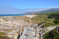 Guincho Beach, Portugal, August 2013 Photo: ©SLOWAHOLIC