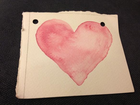 Inimioară. Foto: ©SLOWAHOLIC