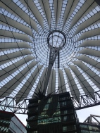 Sony Center Berlin. Nov. 2013. Photo: ©Slowaholic
