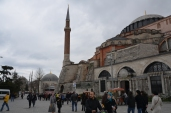 Istanbul, Sf Sofia, Foto: ©SLOWAHOLIC