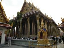 Templul lui Buddha din Smarald. Palatul Regal. Bangkok. Tailanda. Grand Palace, Bangkok, Thailand. Photo: ©Slowaholic