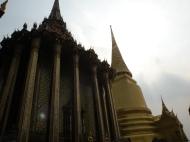 Palatul Regal. Bangkok. Tailanda. Grand Palace, Bangkok, Thailand. Photo: ©Slowaholic