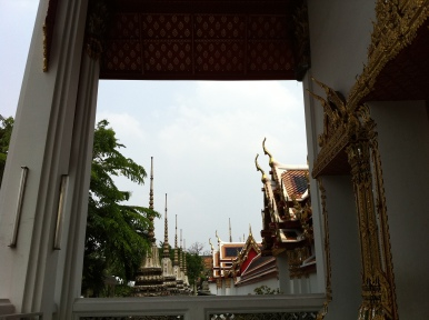 Palatul Regal. Bangkok. Tailanda. Grand Palace, Bangkok, Thailand. Photo: ©Slowaholic