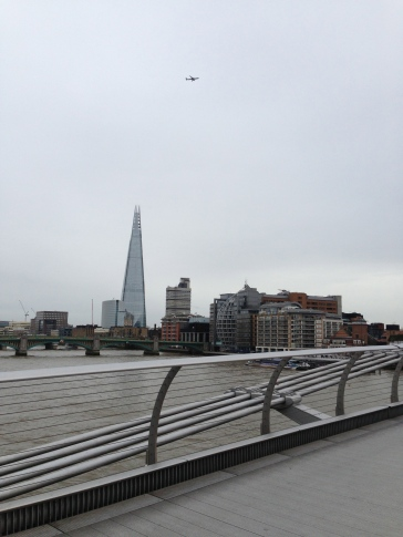 Flight over the Shard. Jan. 2014 Photo: ©SLOWAHOLIC