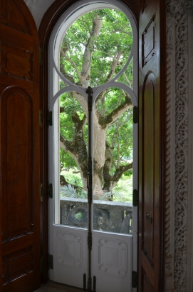 Quinta da Regaleira, Sintra, Portugal. Photo: ©SLOWAHOLIC
