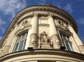 Centrul Vechi, București, Old Town, Bucharest, FEB./15/2014 Photo: ©SLOWAHOLIC