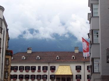 Acoperișul de Aur. Innsbruck, Austria. Photo: ©SLOWAHOLIC