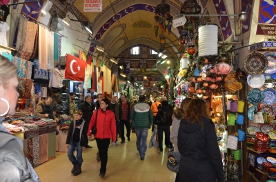 Grand Bazaar. Istanbul. Photo: ©Slowaholic