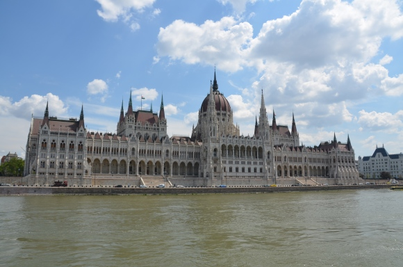 The Hungarian Parliament. Budapest, Hungary. July 2014. Photo: ©Slowaholic