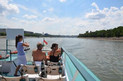 Danube cruise. Budapest, Hungary. July 2014. Photo: ©Slowaholic