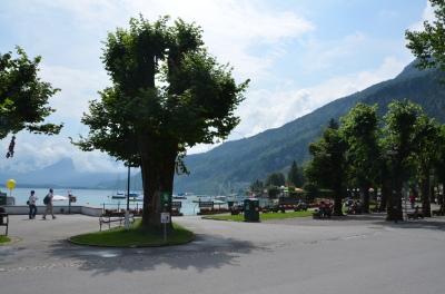 Wolfgangsee. Sankt Gilgen, Austria. July, 2014. Photo: ©SLOWAHOLIC