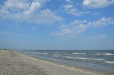 Plaja Vadu, Marea Neagră. România Vadu Beach, Black Sea, Romania. Foto: ©Slowaholic