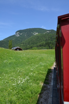 Schafberg Mountain Railway. St Wolfgang, Austria. Photo: ©Slowaholic