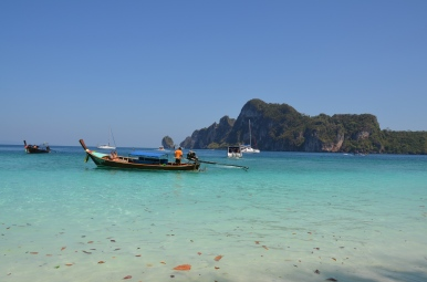 Monkey Beach. Ko Phi Phi. Photo: ©Slowaholic