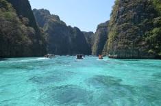 Lagoon. Ko Phi Phi. Photo: ©Slowaholic