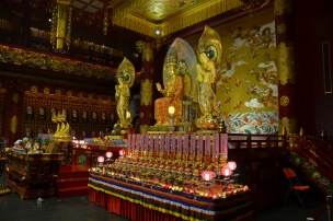 Buddha Tooth Relic Temple & Museum, Singapore Photo: ©Slowaholic