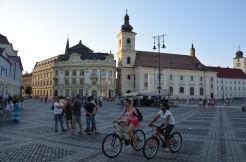 Sibiu, Romania. July 2014 Photo: ©Slowaholic