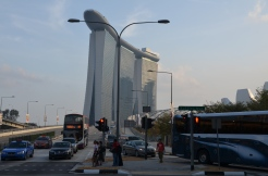 Marina Bay Sands Hotel. Singapore. Photo: ©Slowaholic