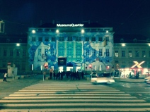 MQ in winter, by night. Foto: ©Slowaholic