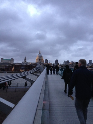Milennium Bridge. Photo: ©Slowaholic