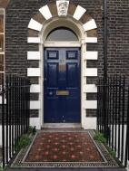 Blue Door. London. Photo: ©Slowaholic