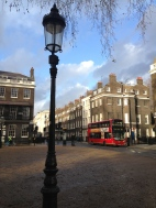 Bedford Square. London. Photo: ©Slowaholic