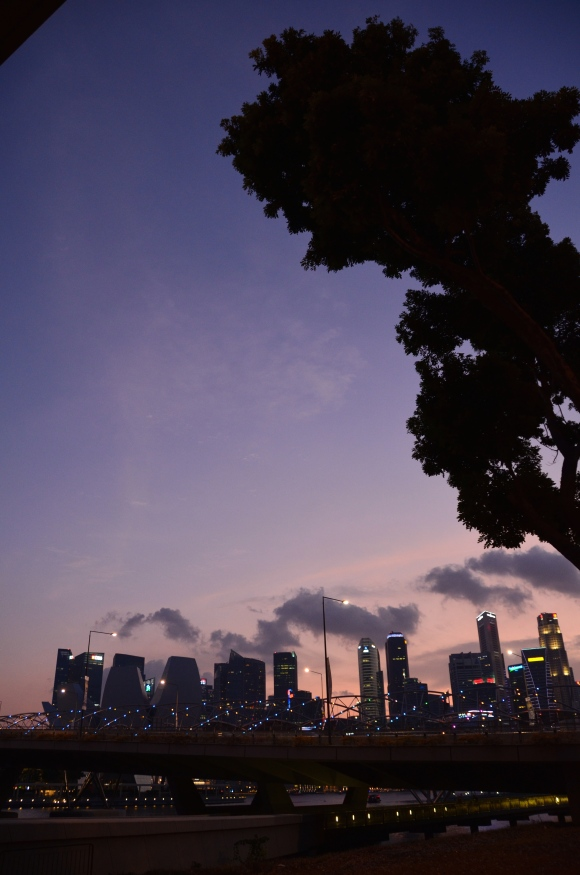 Singapore skyline. Photo: ©Slowaholic