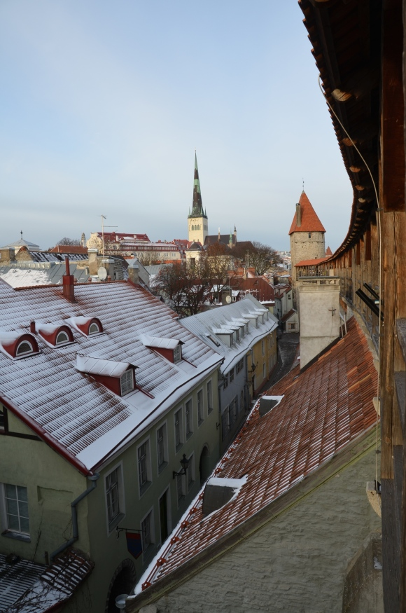Tallinn, Estonia. January 2015. Photo: ©Slowaholic