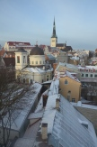 Centrul Istoric. Tallinn, Estonia. Foto: ©Slowaholic