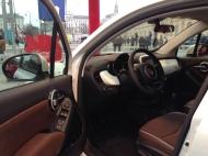 Viena, MQ. Fiat 500. Dec. 2014. Foto: ©Slowaholic