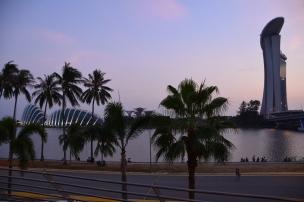 Marina Bay Sands. Singapore. Feb. 2014. Photo: ©Slowaholic