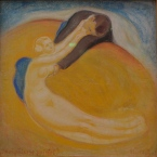 "Oskar Kallis. ""Under the Sun"", pastel. KUMU Museum Tallinn, Estonia. Photo: ©Slowaholic"