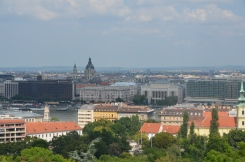 Budapesta de sus. Budapest from above. Foto: ©Slowaholic