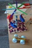 Caruselul este aproape gata. :) Atelier eematico @ Nod Maker Space. Foto: ©Slowaholic