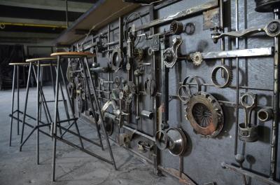 Atelierul de Producție. Foto: ©Slowaholic