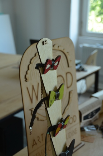 Cool stuff. Atelier eematico @ Nod Maker Space. Foto: ©Slowaholic